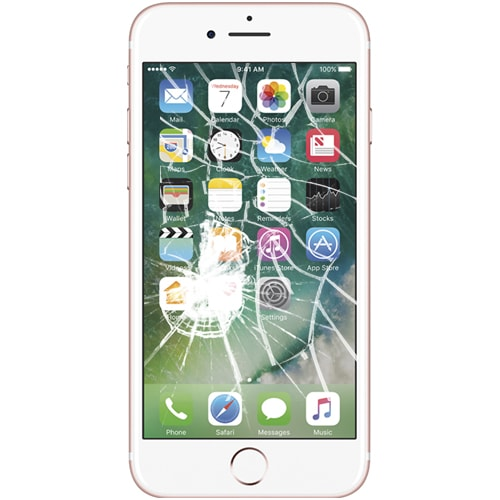 broken iphone screen iphone 6s broken screen repair brokenwecanfixit 10310